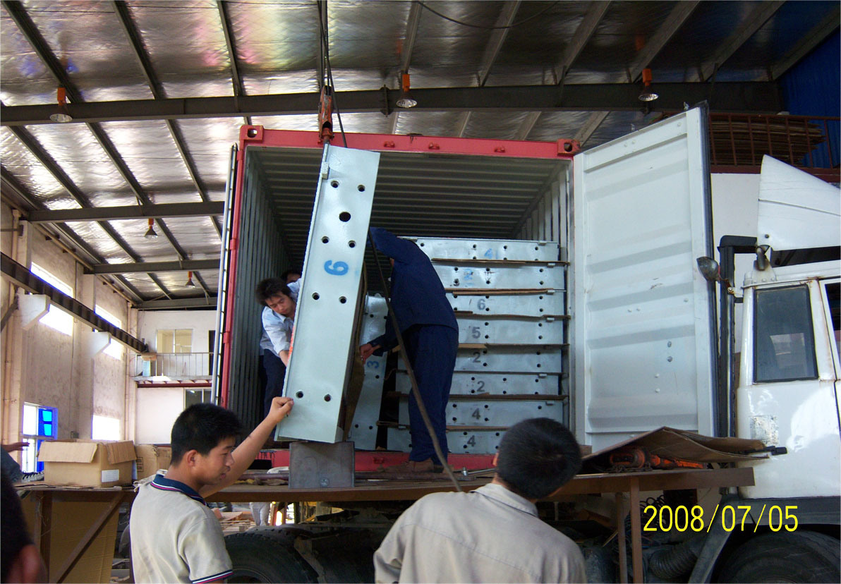 I-Beam Weighbridge Truck Scale of 60ton