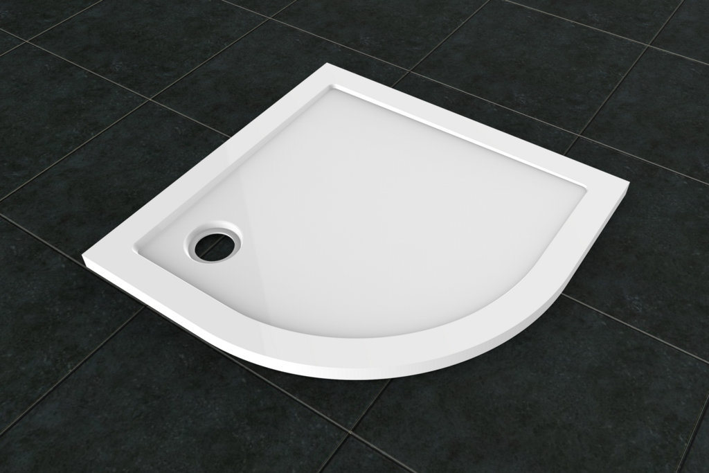 Quadrant Shower Tray with CE Approved