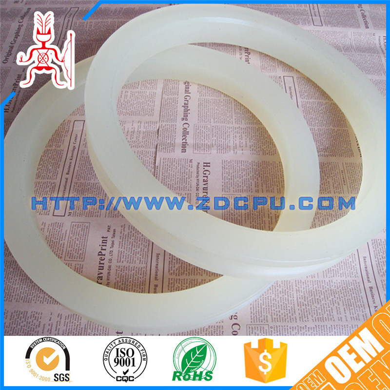 Small Size Soft Flexible PVC Palstic O Ring 2mm