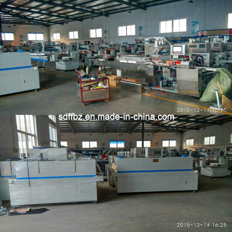 PLC Control Instant Noodle Automatic Packaging Machinery (FFA)