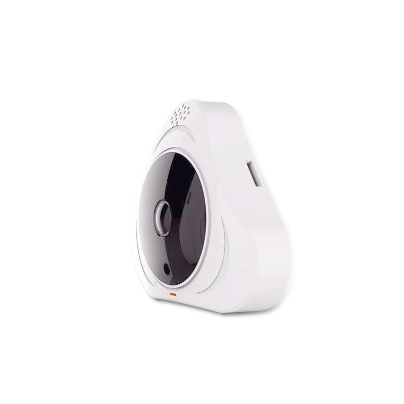 Fish Fish Eye Camera 3D 360 HD 960p WiFi IP Vr Lens