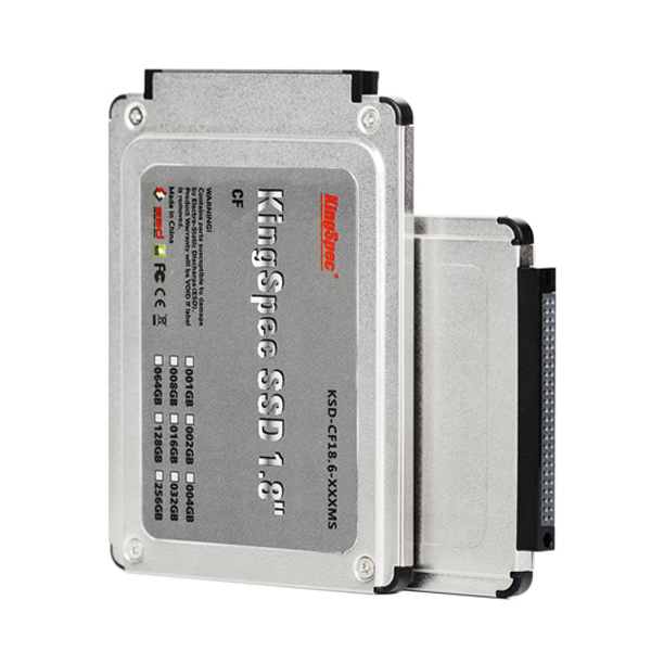"""1.8"""" CF Solid State Drive IDE 50pin SSD Hard Disk MLC Flash"""