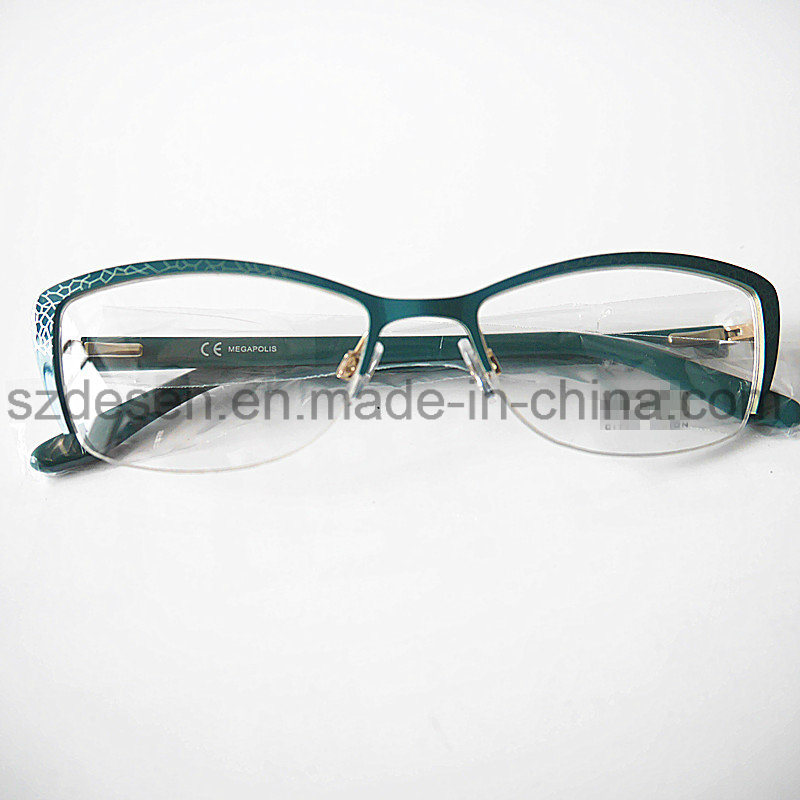 2017 Popular Frames Glasses Metal New Model Eyewear Frame Glasses