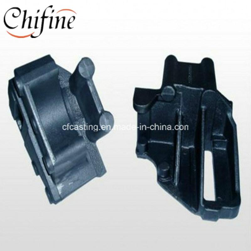 China Sand Molding OEM Bracket Cast Machining Foundry