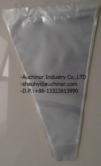 Cone Shaped Cello Bags Wholesale Single Rose Flower Sleeve