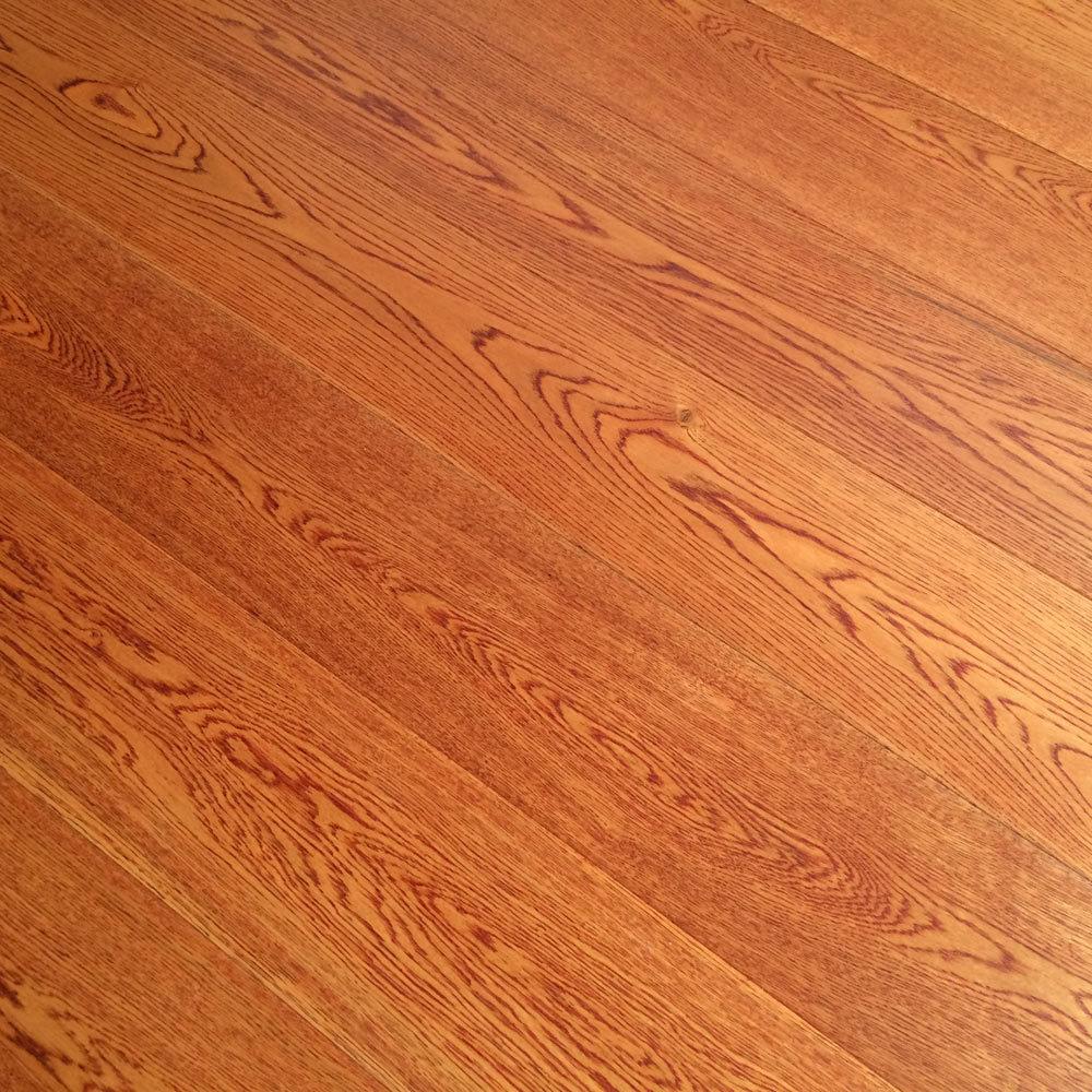 Red Oak Engineer Wood Flooring Free Samples