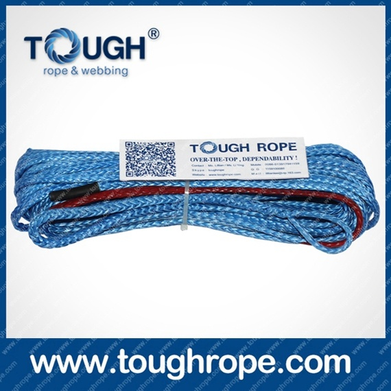Tr03 Sk75 Dyneema Elevator Winch Line and Rope