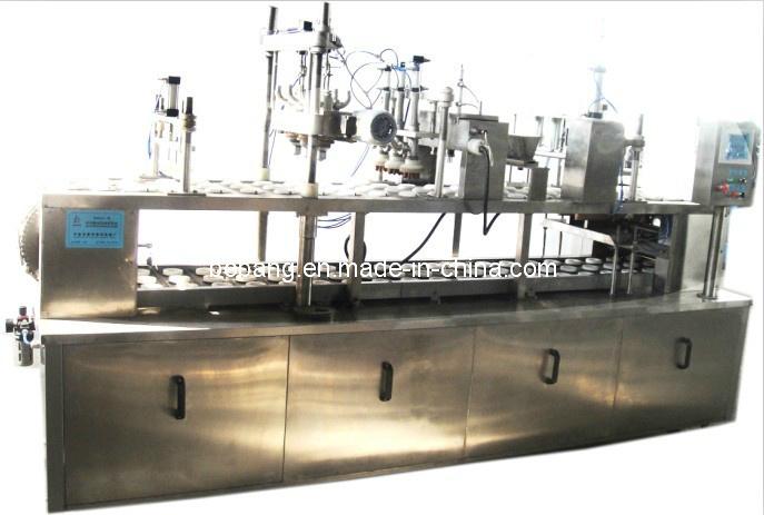 Automatic 3-1 Linear Icecream Filling Machine