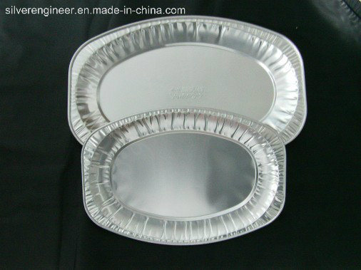 Aluminium Foil Moulds for Food