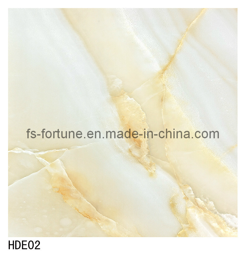 600X600 800X800 Building Material Marble Design Full Glazed Polish Porcelain Tile