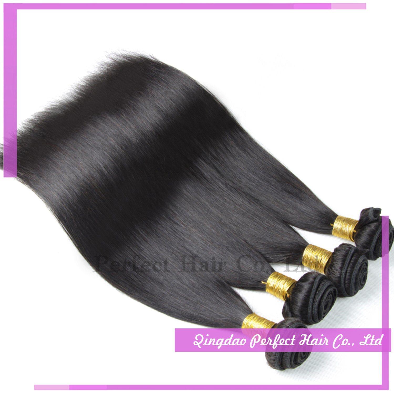 100% Raw Remy Natural Peruvian Human Hair Weave