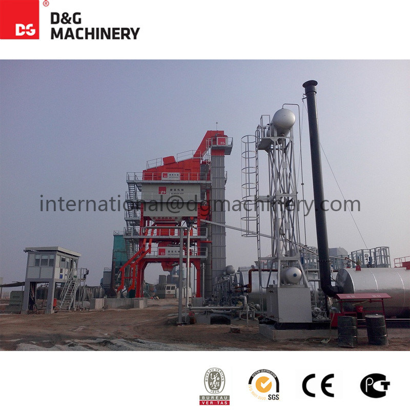 320t/H Hot Batching Asphalt Mixing Plant for Sale / Asphalt Plant Equipment