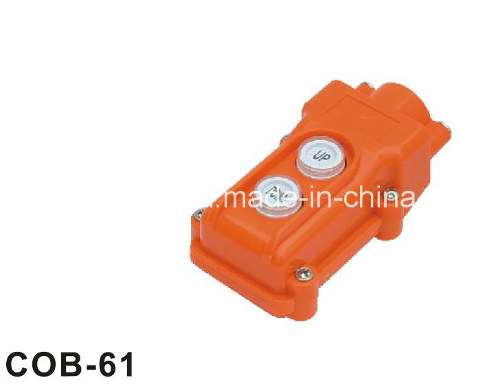 COB-61 COB Series Water-Prool Lifing Button Control Switch