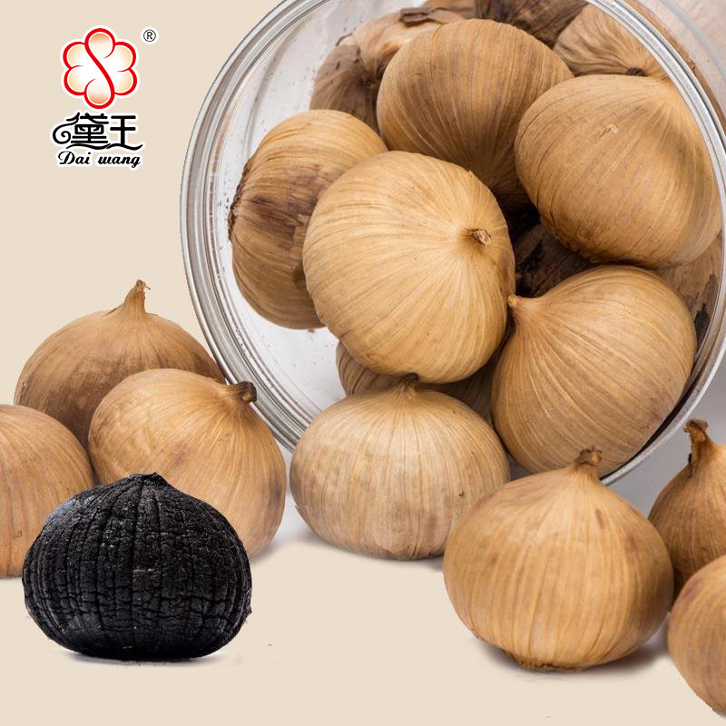 Good Taste Fermented Single Black Garlic (Canned custom)