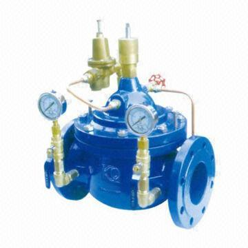 Ductile Iron Water Used Flow Control Valve