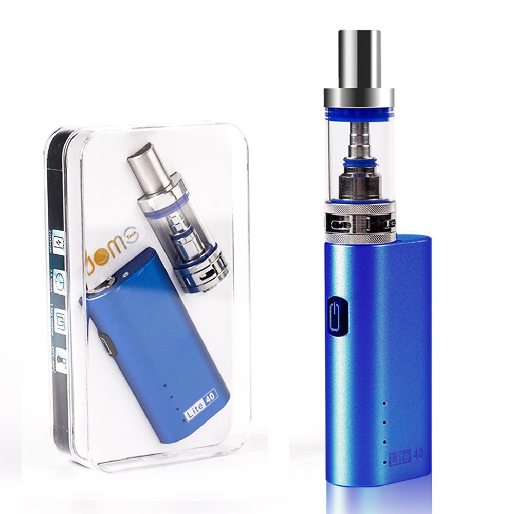 2016 Jomo New E Cigarette Box Mod Lite 40 Vaporizer Kit