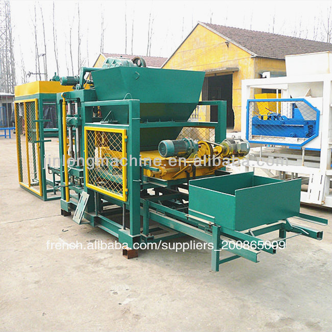 Block machine xd10 15 china block machine concrete machine