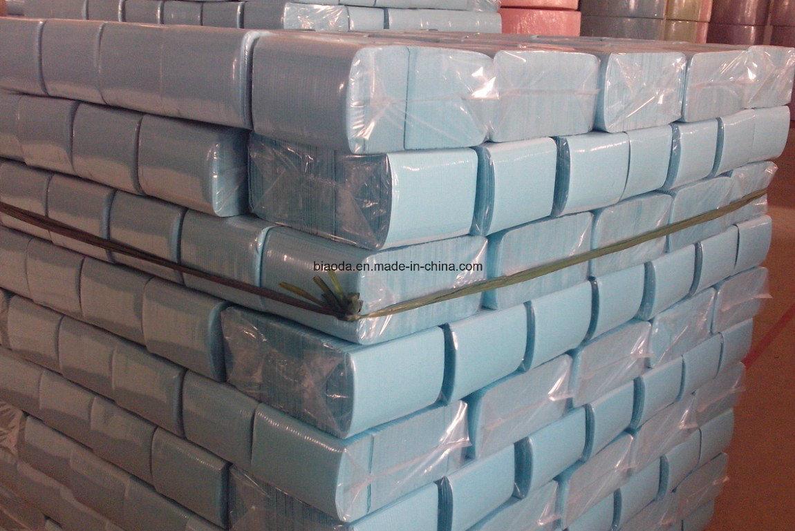 33*45cm Disposable Dental Bib China Biggest Dental Bibs Supplier