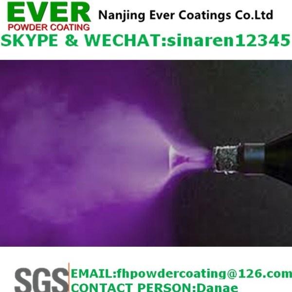 Electrostatic Spray Interior Pure Epoxy Powder Coating