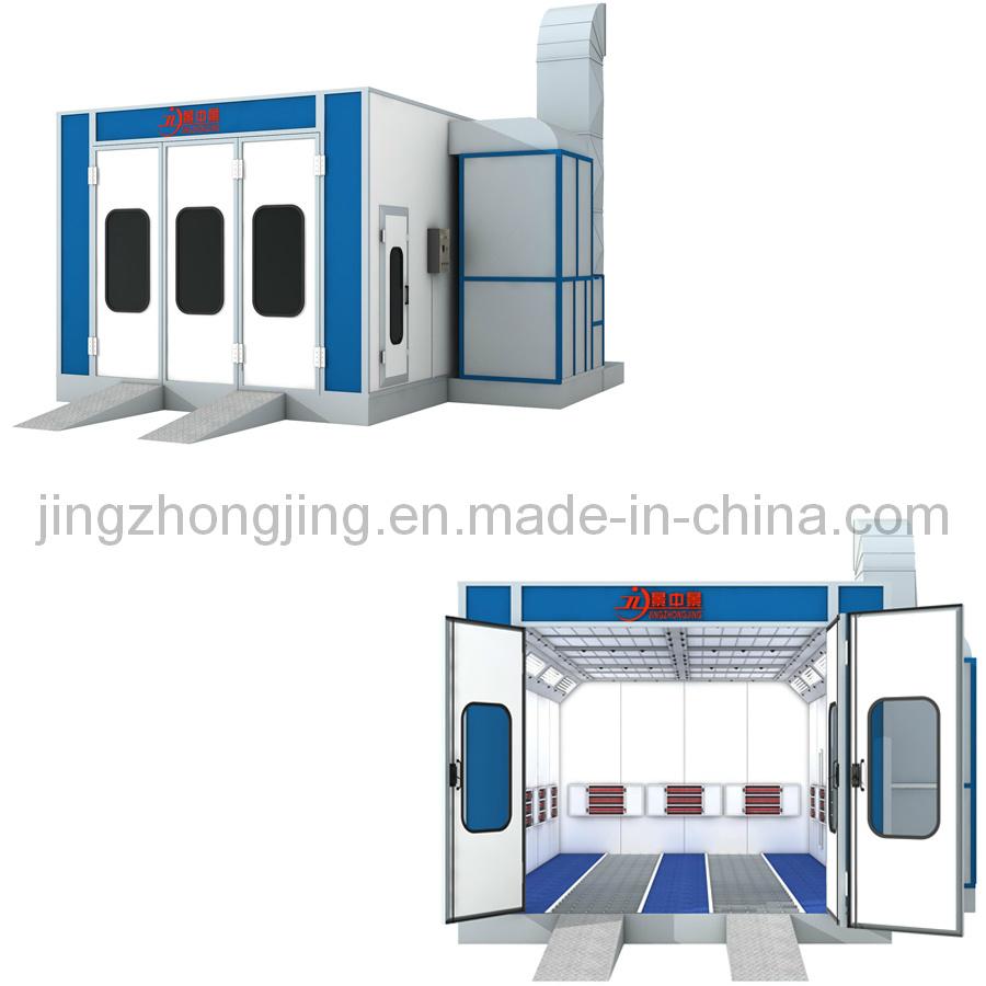 Paint Booth (Model: JZJ-9100D)