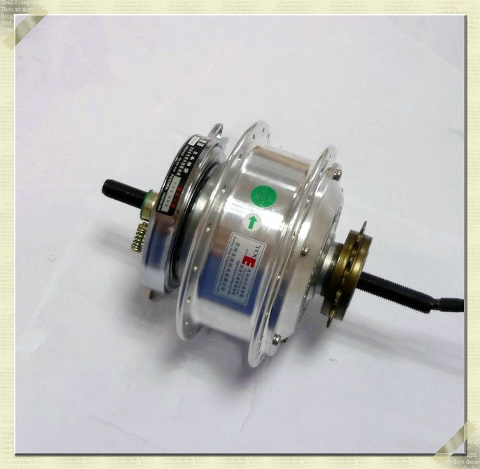 China Electric Brushless Dc Motor Yh07 China Electric