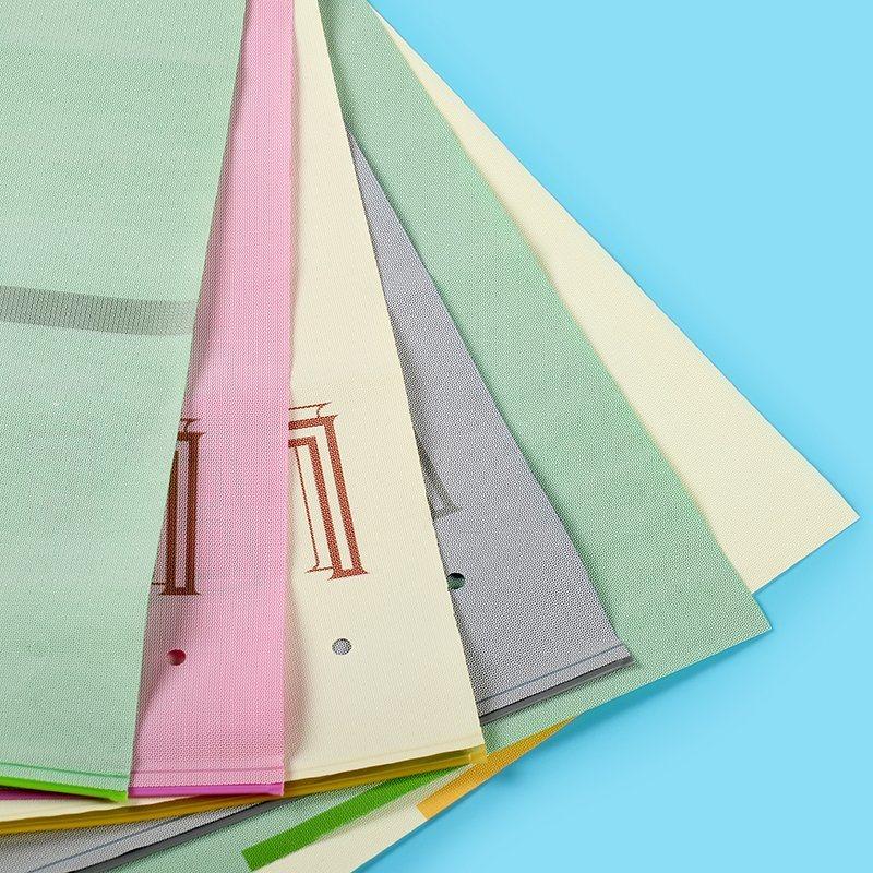 Branded High Quality Ziplock Plastic Bags for Garments (FLZ-9222)