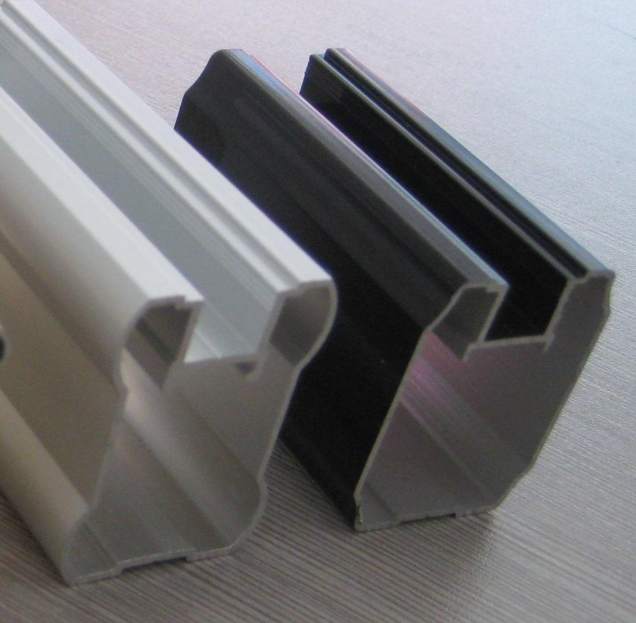 High Strength Customized Aluminum Industrial Aluminium Profile