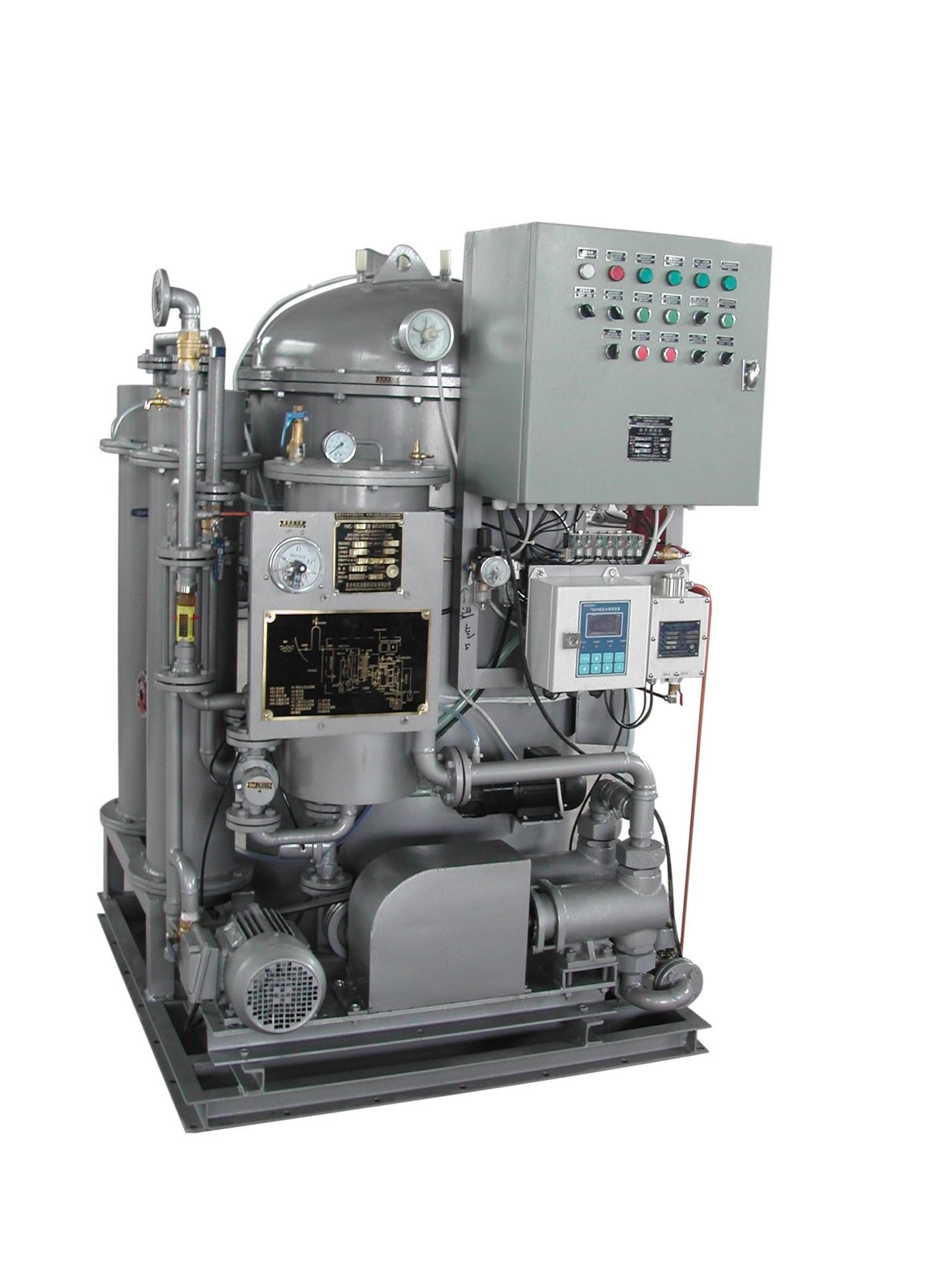 5.0 M3/H Oil Water Separator Bilge Water Separator