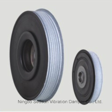 Crankshaft Pulley / Torsional Vibration Damper for Peugeot 0515. V7