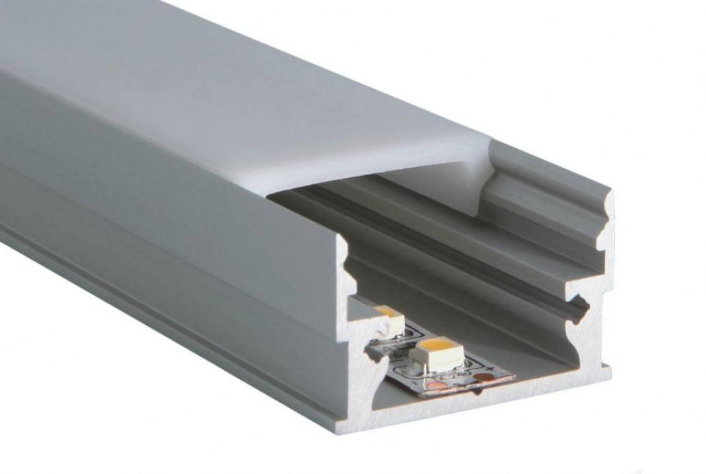 Extruded Aluminum Extruded Aluminum Channel For Glass