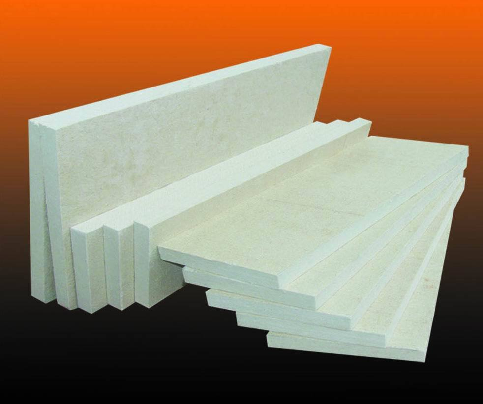 1600c High Temperature Resistance Ceramic Fibre Board