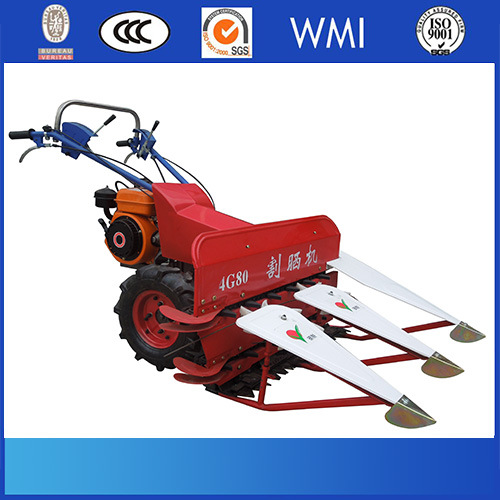 Mini Reaper Binder for Cutting Wheat Rice Sesame
