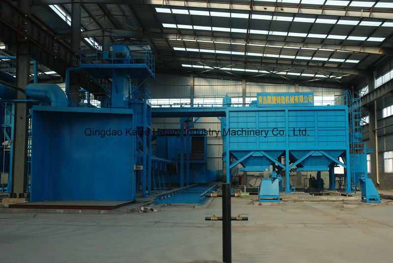 All Kinds of Equipment of V-Method Production Line/Low Price