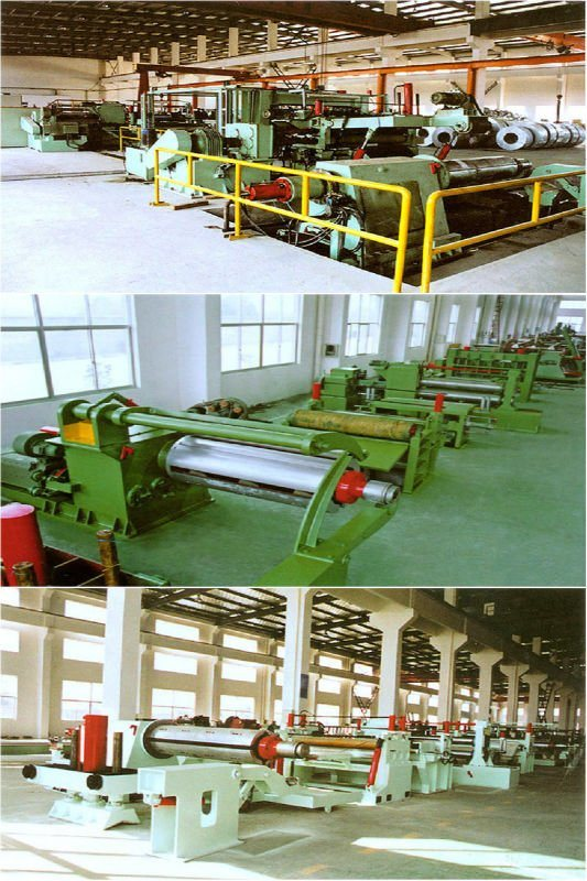 Slitting Line (0.5~5x1800mm)