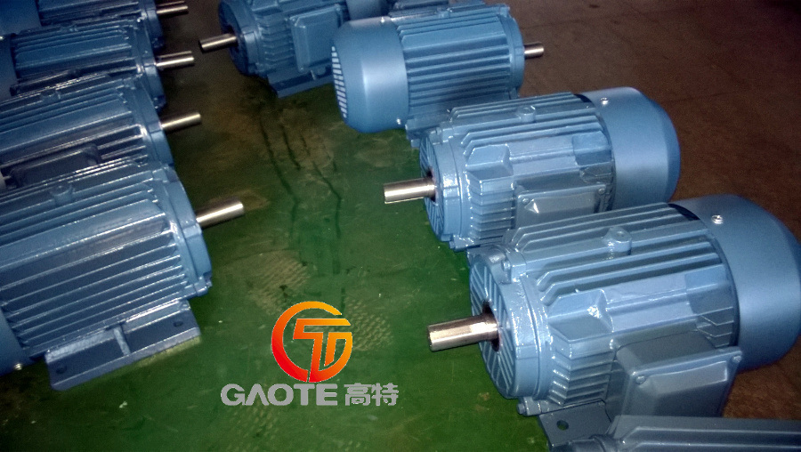0.55~200kw, 1500rpm~4 Pole, 230/400V 3pH Electric Motor