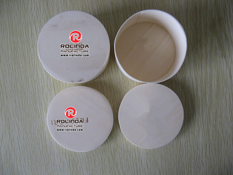 Popular Hot Sale Wood Cheese Boxes for Packing