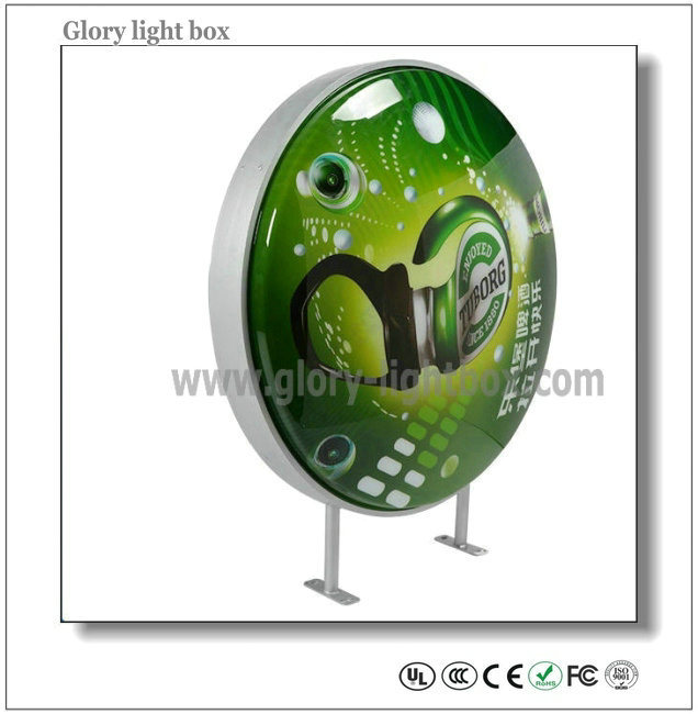 LED Outdoor Vacuum Forming Signs (AL0012)