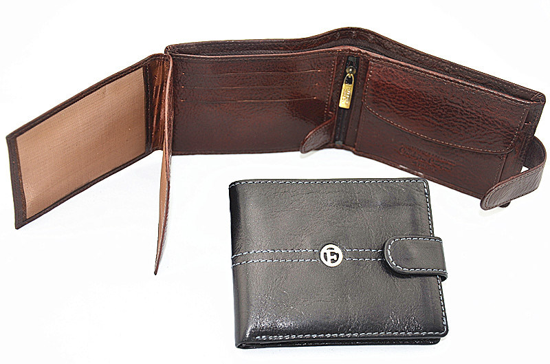 Men′s Genuine Leather Wallet/Purse/Bag (JYW-27011)