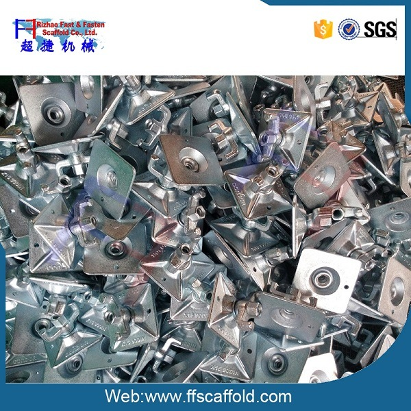 Scaffold Steel Formwork Forged Wing Nut (FF-0010)