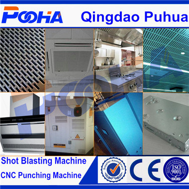 AMD-357 Steel Plate Mechanical CNC Turret Punching Machine