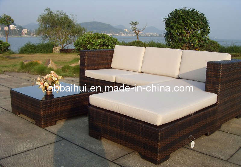 Outdoor Wicker Furniture BHR 3362S China Garden
