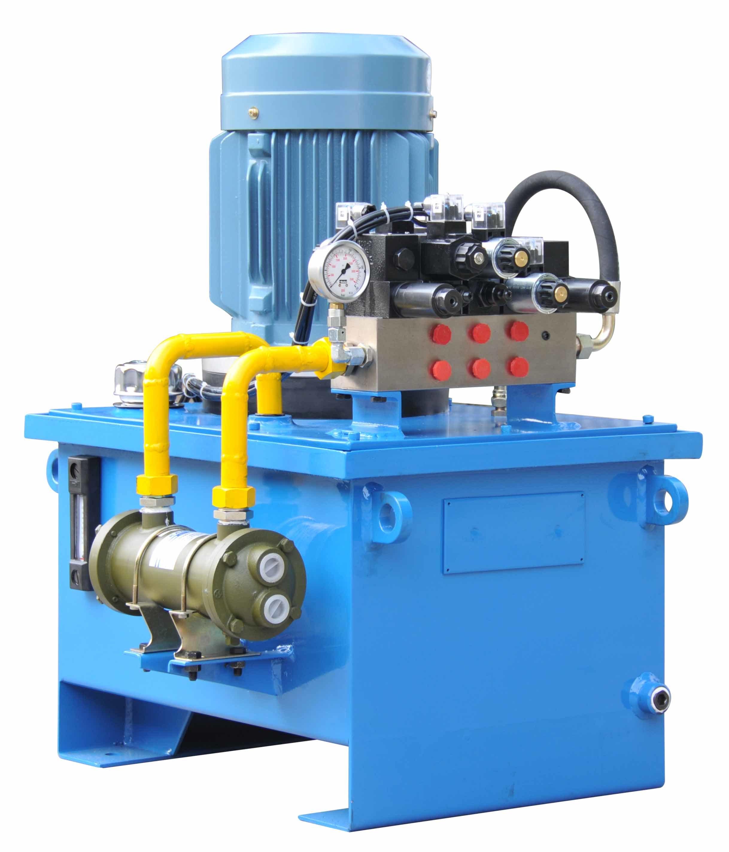 Hydraulic Power Unit for Hydraulic Component