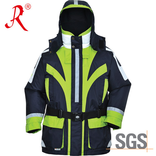 Winter Sea Fishing Flotation Jacket (QF-927A)
