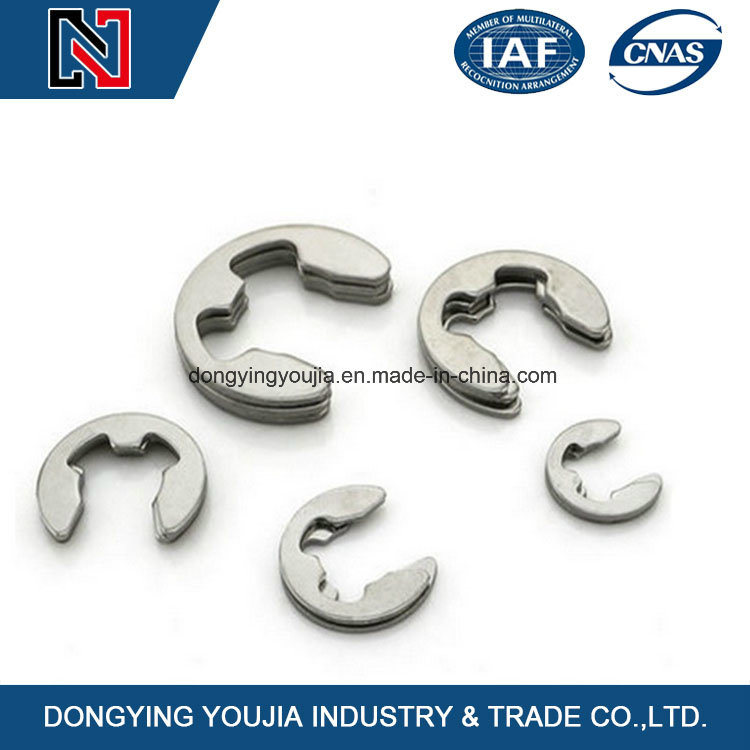 Stainless Steel DIN 6799 Retaining Ring E-Ring