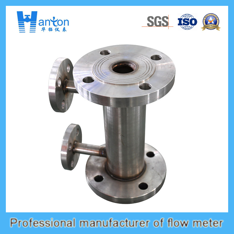 Silver Metal Tube Rotameter for Mesuring Low Flow