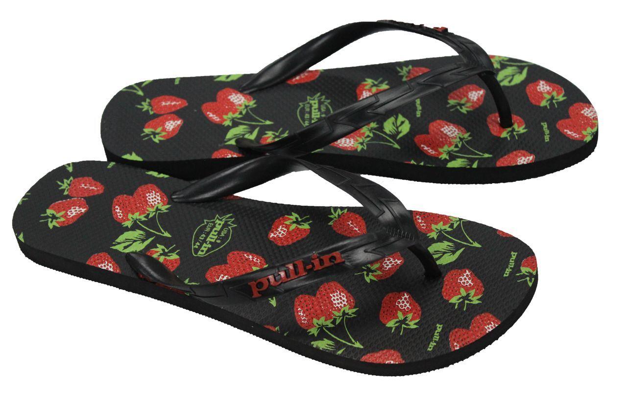 Fashion Rubber Flip Flops