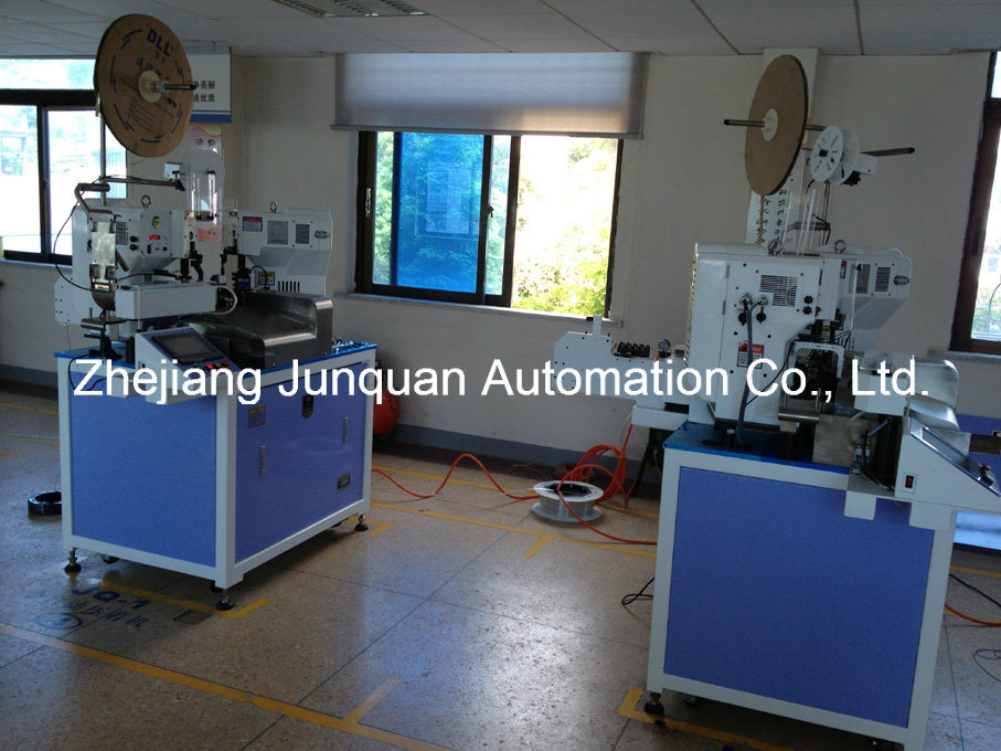 Full Automatic Terminal Crimping Machine (Both Ends)(JQ-1)