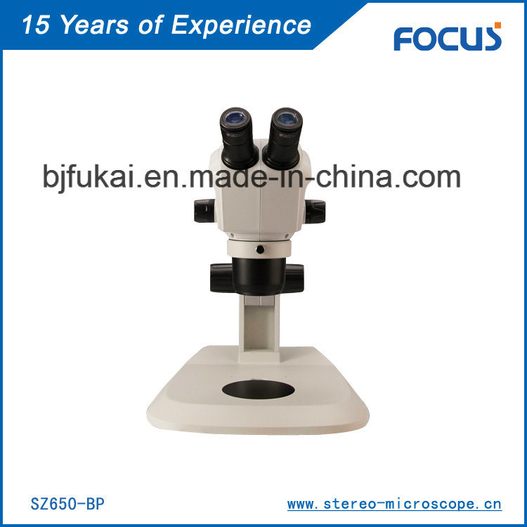Easy to Use 0.68-4.6X Student Microscope for Specialized Manufactory