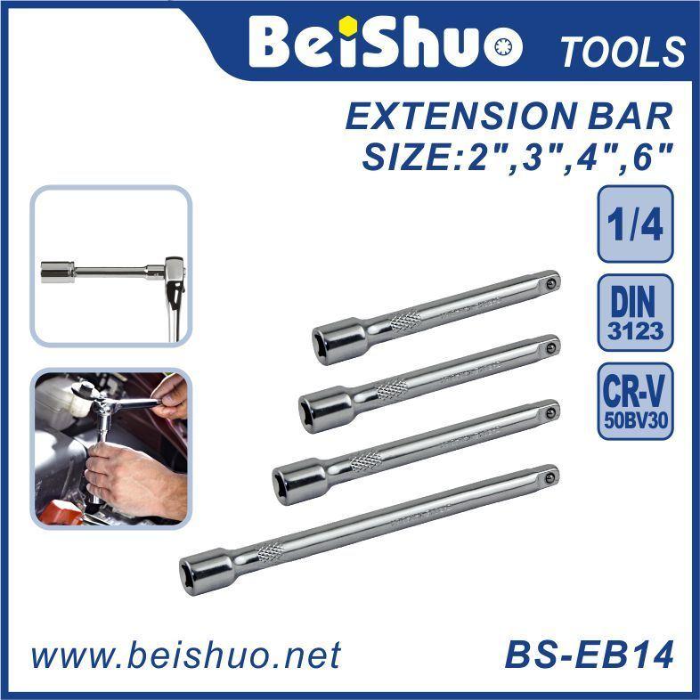 "1/4"" 3/8"" 1/2"" Drive Extension Bar for Socket Handle Mechanic"