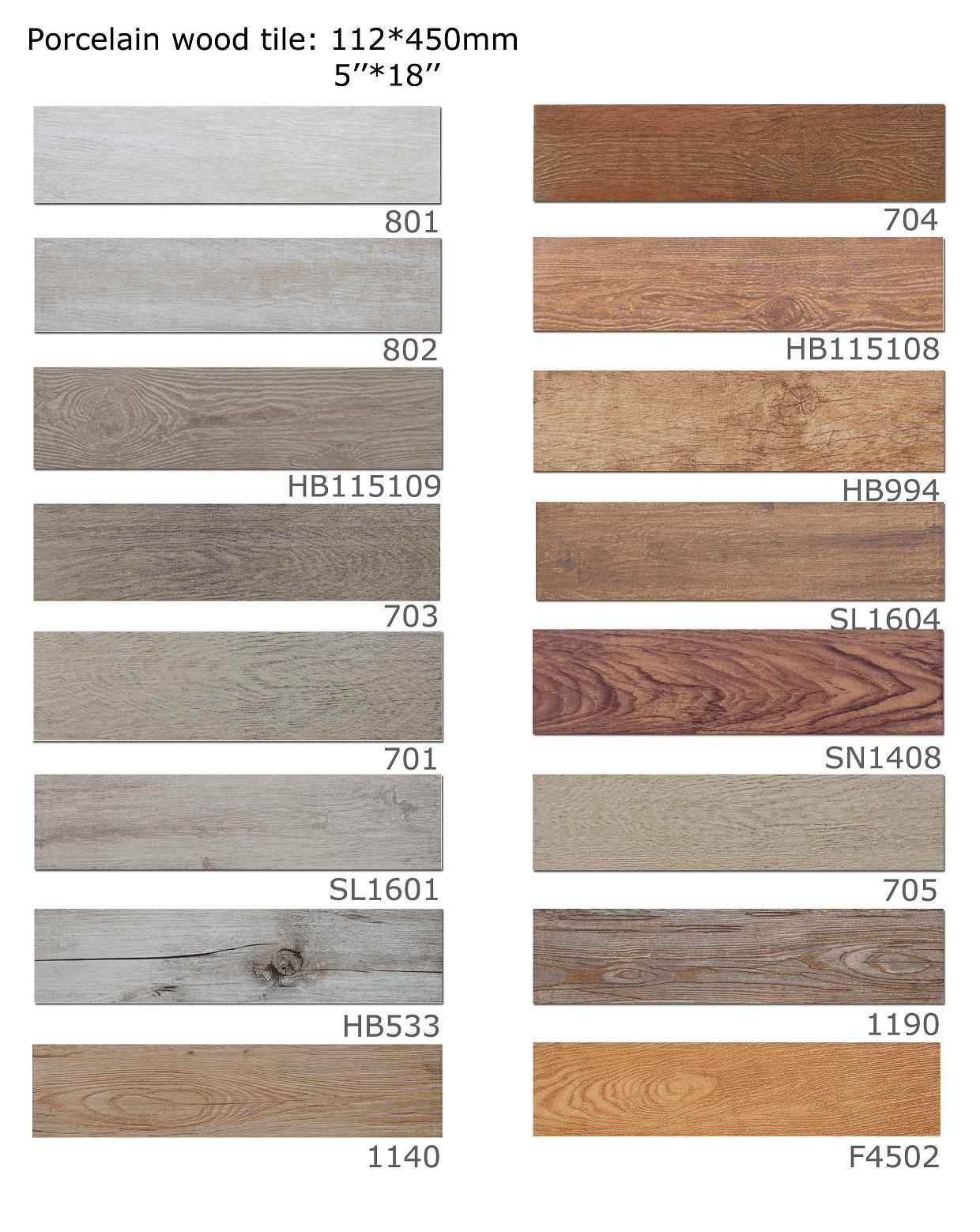 Wood floor porcelain tile